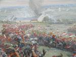 Panoramabild der Schlacht Foto Steffen Gröber