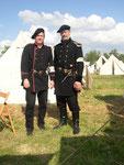 Offizier und Gemeiner Foto Klaus Krowiorsch