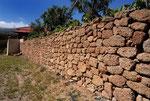 Muro de puzolana