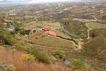 Vista desde la montaña