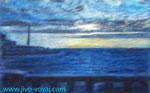 Закат в Севастопольской бухте