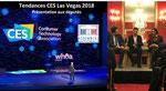 Debrief CES Las Vegas à l'Assemblée Nationale avec Mounir Majhoubi et Cédric Villani (IoT, IA, Smart City, Véhicule autonome, eSanté, données personnelles)