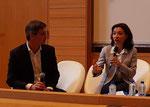 Conférence à l'université d'été du Medef sur l'Ubérisation, GAFA, IA, données personnelles, véhicules autonomes et impacts sur les entreprises, emplois