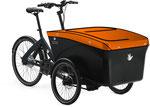 Flat Cover - Triobike Zubehör Cargo und Lasten e-Bikes