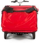 Taxi Blanket - Triobike Zubehör Cargo und Lasten e-Bikes