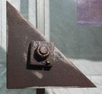 Bildecke Glasbild Elche