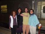 Manuela, Heide Peterson, Philipp Talis, go