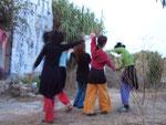 Tanzgruppe aus Lagos