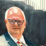 """Auftragsarbeit """"Matthias Bussmann"""", verkauft"""