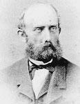 Der Bauherr Friedrich von Klinggräff