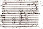 """1785 wurde auf einer Trauerfeier in der Wiener Loge """"Zur Gekrönten Hoffnung"""" Mozarts """"Maurische Trauermusik"""" (KV 477) aufgeführt. Seitdem wird behauptet, Mozart hätte die Komposition anlässlich des Todes von georg August geschrieben."""