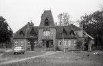 Das Pinnower Gutshaus vor 50 Jahren