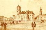 In Pezinok fand fand der Herzog nach dem Willen von Dörchläuchting seine erste letzte Ruhe.