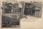 Büngers Garten wurde 1875 erstmals erwähnt.