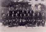 Mannschaftsfoto von 1919