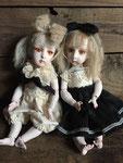 清水真理人形へ衣装提供