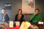 Les auteurs de gauche à droite : G.-M. JANVIER, G. AUBRY, J. DICKER