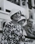 1934 - at a polo game