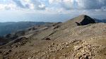 Peak area of Tahtali