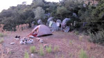 Camping at Cakil Plaji