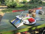 Breakfast at Sundance Camp, Tekirova