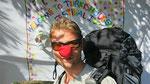 Me at Juggling Festival, Sundance Camp, Tekirova