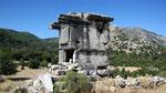 Ruins, Sidyma