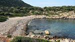 Polluted beach, Coban Plaji