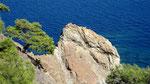 Rock, between Cirali and Tekirova