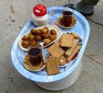 Teatime, Hüseyin's Place, Saribelen