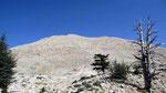 Scree slope, Tahtali