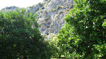 Rock cut tombs, Myra