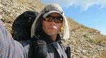 Me climbing on Tahtali Mountain
