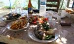 Lunch at Pinar Kürü