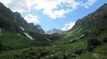 Blick Richtung Passo del Naret