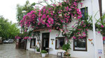 House with Bougainvillea, Kalkan
