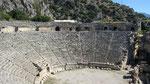Ancient theatre, Myra