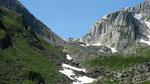 Cristallina Pass und Hütte