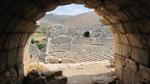 Ancient theatre, Patara