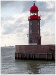 Bremerhaven Nordmole Geestemündung