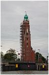 Simon Loschen Leuchtturm Bremerhaven