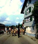 Schweizer Folklore...