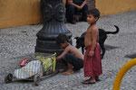 Strassenkinder in Sao Paulo