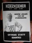Kiezkieker #29 zum Heimspiel gegen den FSV Frankfurt am 22.02.2013