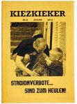 Kiezkieker #18 zum Heimspiel gegen den FC Ingolstadt 04 am 11.08.2012