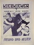 Kiezkieker #11 zum Heimspiel gegen VfL Bochum am 12.02.212