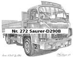 Nr. 272 Saurer-D290B