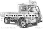 Nr.168 Saurer SV2C-H 1960
