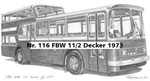 Nr. 116 FBW 11/2 Decker 1973