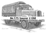 Nr.175 Saurer 2 DM